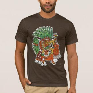 T-shirt Dieu maya de Tezcalipoca