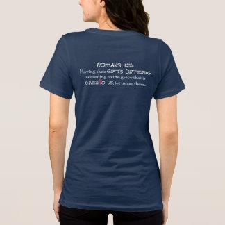 T-shirt Différent par conception