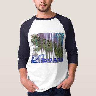 T-shirt digiguana, IGUANE