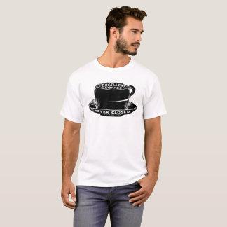 """T-shirt d'illustration de """"excellent café"""""""
