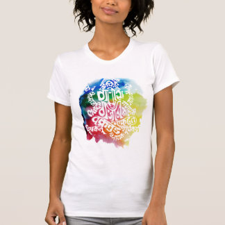 T-shirt d'incantation de Ganesh