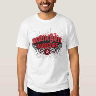 T-shirt d'inconditionnel de Munich
