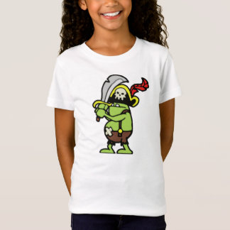 T-Shirt Dindon de pirate du griffonnage Wizard101