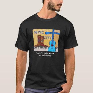 T-shirt d'inondation de Nashville