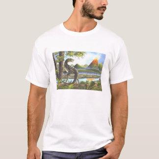 T-shirt dinosaure