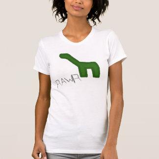 T-shirt Dinosaure : D