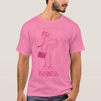 T-shirt Dinosaure d'affaires