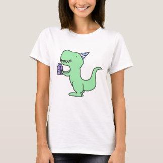 T-shirt Dinosaure d'anniversaire