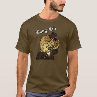 T-shirt Dinosaure de la vie de voyou