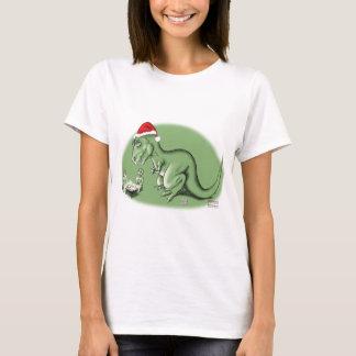 T-shirt Dinosaure de Noël chez Manger