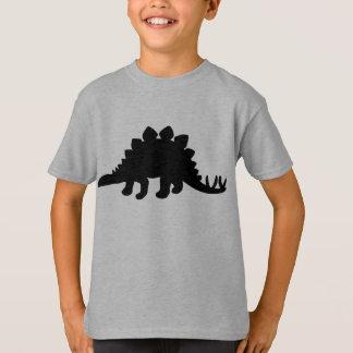 T-shirt Dinosaure de Stegosaurus