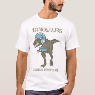 T-shirt Dinosaures