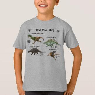 T-shirt Dinosaures !