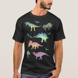 T-shirt DINOSAURES ! par Frank-Joseph