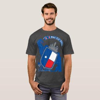 T-shirt d'insigne cultivé par Dallas d'extrémité