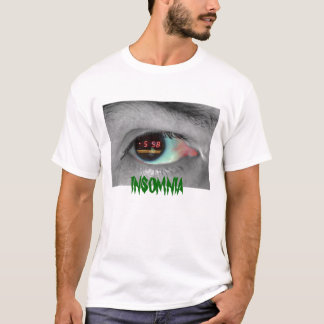 T-shirt d'INSOMNIE