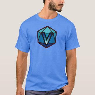 T-shirt d'INVICTUS - équipe bleue