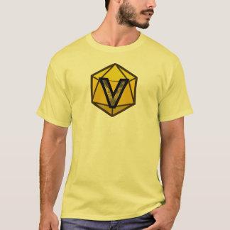 T-shirt d'INVICTUS - équipe jaune