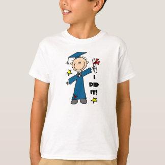 T-shirt Diplômé de garçon