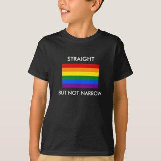 T-shirt Directement mais pas étroit