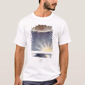 T-shirt Dirigeable Norge de Raold Amundsen au-dessus de