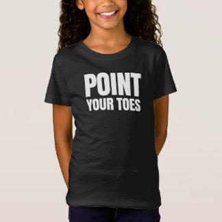 T-Shirt Dirigez vos orteils