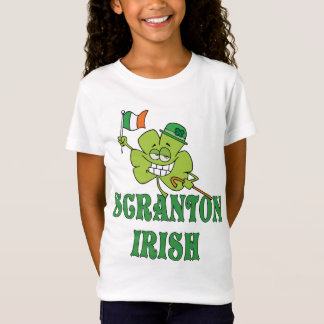 T-shirt d'Irlandais de Scranton