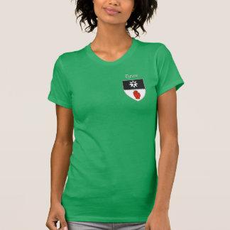 T-shirt d'Irlandais de Tyrone