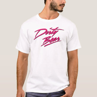 T-shirt dirty bear
