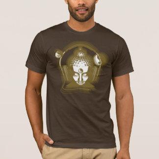 T-shirt Disc-jockey de Bouddha