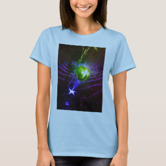 T-shirt Disco de l'espace