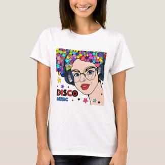 T-shirt Disco music