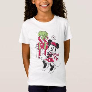 T-Shirt Disney | Minnie vintage fournissant l'acclamation