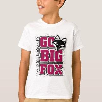 T-shirt Disparaissent grand Fox - le Luthérien HS de