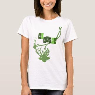 T-SHIRT DISPARAISSENT GREEN1