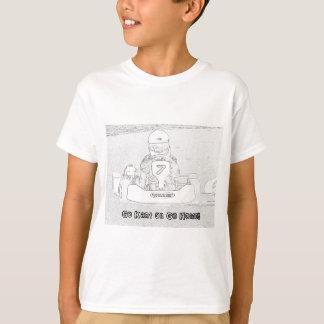T-shirt Disparaissent le kart ou rentrent à la maison