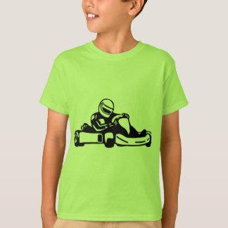 T-shirt Disparaissent l'emballage de kart