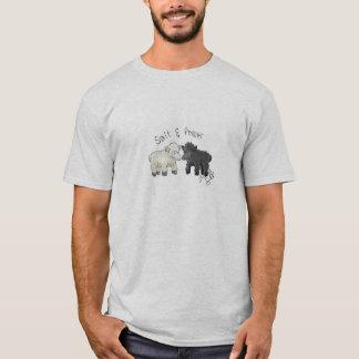 T-shirt Dispositifs trembleurs de moutons
