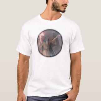 T-shirt Disque de magicien
