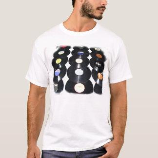 T-shirt Disques