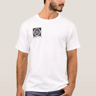 T-shirt Disques de castor de sort malheureux