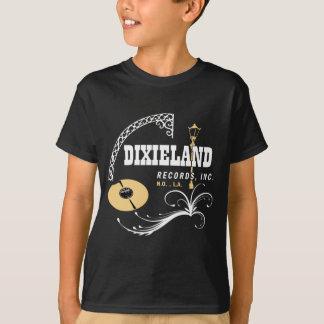 T-shirt Disques de Dixieland