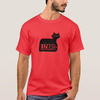 T-shirt Disques de lézard