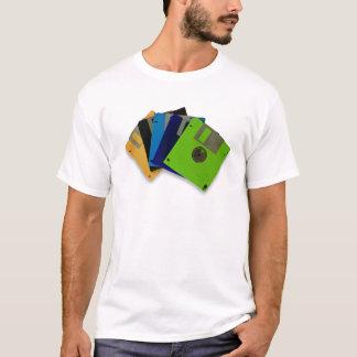 T-shirt Disquettes