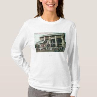 T-shirt Distillerie d'eau-de-vie fine de colonie
