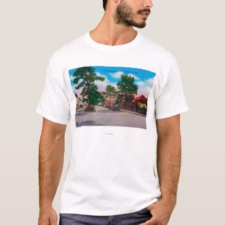 T-shirt District des affaires pittoresque, Carmel