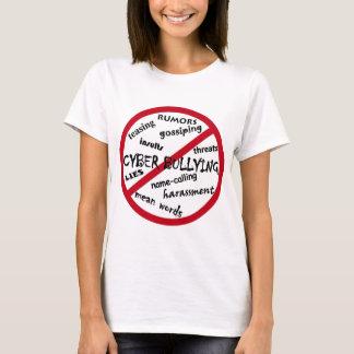 T-shirt Dites non à l'intimidation