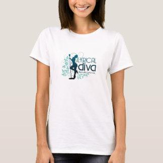 T-shirt Diva au maximum