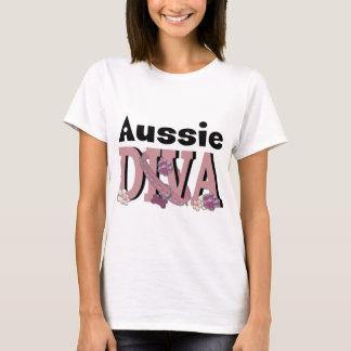 T-shirt DIVA australienne