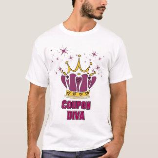 T-shirt Diva de bon